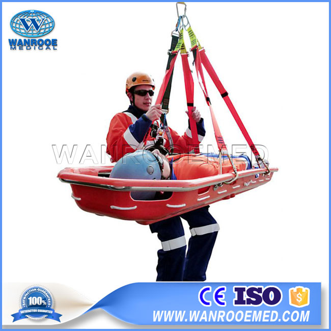 Plastic Basket Stretcher, Basket Type Stretcher, Helicopter Stretcher, Medical Basket Stretcher, Emergency Basket Stretcher