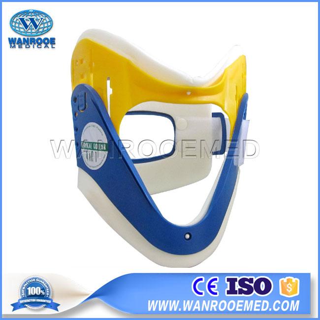 Cervical Collar, Medical Cervical Collar, Neck Brace, Adjustable Cervical Collar, Medical Extrication Collar